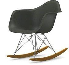 Vitra Eames Plastic Armchair RAR beschichtet/Ahorn dunkel