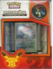 Pokemon Mysteriöse Kollektion Keldeo