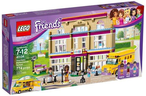 LEGO Friends Heartlake Kunstschule (41134)