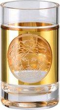 Rosenthal meets Versace Medusa Madness Gold Shotglas