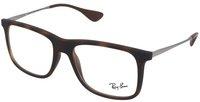 Ray Ban RX7054 5365 (dark havana matt/silver)