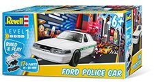 Revell Ford Police Car Build & Play (06112)