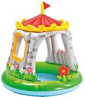 Intex Pools Baby Pool Royal Castle 122 x 89 cm ( 57122)