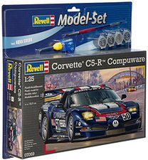 Revell Model Set Corvette C5-R Compuwar (67069)