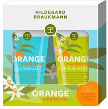Hildegard Braukmann Citrus Orange Pflege Set (BL + SG150ml)