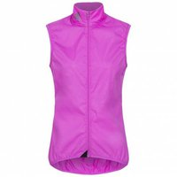 Adidas Infinity Wind Weste Damen flash pink