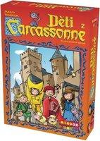 Rebel Centrum Gier Dzieci z Carcassonne (polnisch)