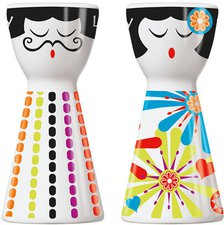 Ritzenhoff Mr. Salt & Mrs. Pepper  Debora Jedwab 2015