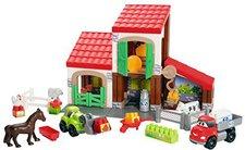Ecoiffier Abrick Farm Haus (3044)