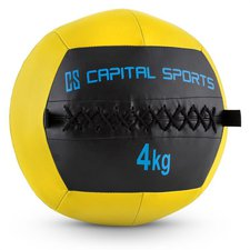 Capital Sports Epitomer Wall Ball 4kg