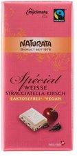 Naturata Spécial Weiße Stracciatella-Kirsch (100g)