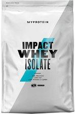 MyProtein Impact Whey Isolate 1000g Erdnuss Cookie