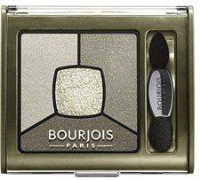 Bourjois Smoky Stories Quad Eyeshadow 04 Rock This Khaki
