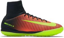 Nike MercurialX Proximo II TF Jr black/dark grey/black
