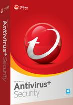 Trend Micro Antivirus+ Security 10 (Win) (DE) (1 User) (1 Jahr) (Box)