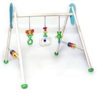 Hess Spielzeug Babytrapez  frosch Toni