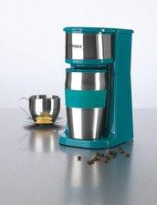 TV Das Original Gourmet Maxx Single-Kaffeemaschine mit Thermobecher 09708