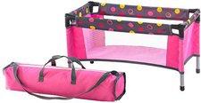 Bayer Chic Puppen-Reisebett Funny Pink