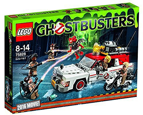 LEGO Ghostbusters Ecto-1 & 2 (75828)