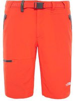 The North Face Herren Speedlight Shorts Fiery Red