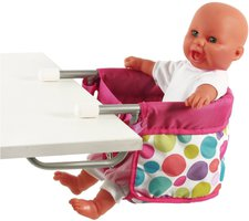 Bayer Chic Puppen-Tischsitz Punky Bubbles
