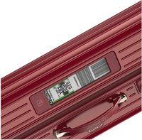 Rimowa Salsa Deluxe Multiwheel Trolley 70 orientrot Electronic Tag