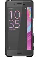 Sony Style Cover (Xperia X) schwarz