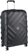 American Tourister Crystal Glow Spinner 66 cm galaxy black