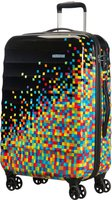 American Tourister Palm Valley Spinner 67 cm pixel black