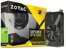 Zotac GeForce GTX 1060 Mini 6144MB GDDR5