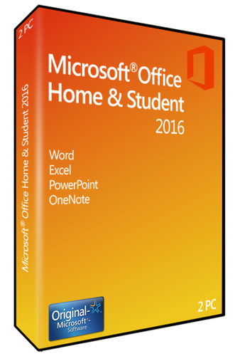 Microsoft Office 2016 Home and Student (Win) (DE) (ESD)