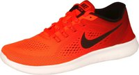 Nike Free RN Wmn total crimson/gym red/white/black