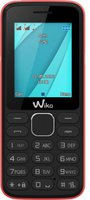 Wiko Lubi 4 black/pink candy ohne Vertrag