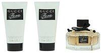 Gucci Flora Garden Set (EdT 50ml + BL 50ml + SG 50ml)