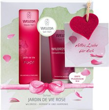 Weleda Jardin de Vie rose Blumenpoesie (EdP 50ml + SG 50ml)