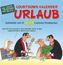 Lappan Verlag Countdown-Kalender Urlaub