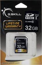 G.Skill microSDHC 32GB Class 10 UHS-I (FF-SDHC32GN-U1)