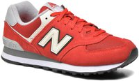 New Balance 574 red/grey (ML574VAAD)