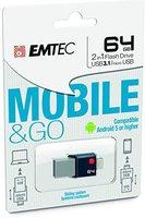 Emtec Mobilego OTG T200 64GB