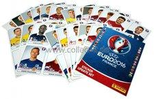Panini UEFA EM Frankreich 2016 UPDATE Multipack