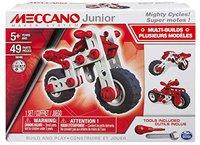 Meccano Motorrad