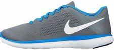 Nike Flex 2016 RN cool grey/white/loyal blue/photo blue