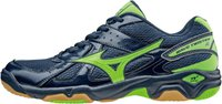 Mizuno Wave Twister 4 dress blues/green gecko