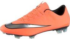 Nike Mercurial Vapor X FG bright mango/metallic silver/hyper turquoise