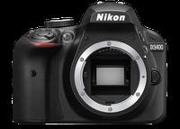 Nikon D3400 Body schwarz