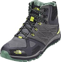 The North Face Ultra Fastpack II Mid GTX Men dark grey/lime green