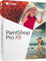 Corel PaintShop Pro X9 (Multi) (Box)