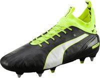 Puma evoTOUCH PRO Mx SG black/white/safety yellow