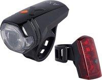axa basta Greenline 30 + 2 LED Rücklicht (Set)