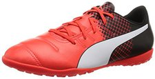 Puma evoPOWER 4.3 TT Jr red blast/puma white/puma black